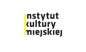 Logo Instytutu Kultury Miejskiej wGdańsku