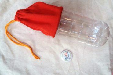 Przybornik, piórnik – tutorial upcykling