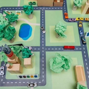 Scenariusz warsztatów dla dzieci – ekoMiasto