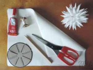 Materiały dozrobienia tradycyjnej ozdoby nachoinkę